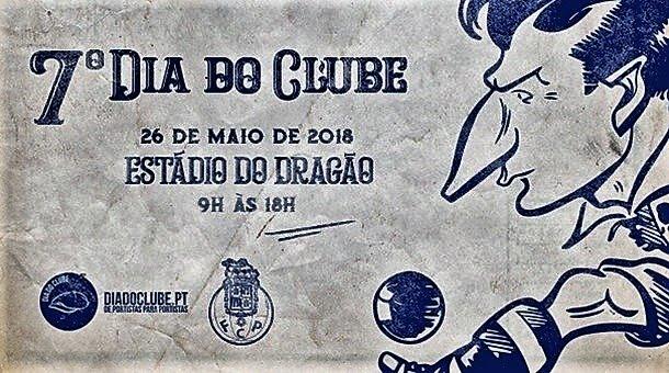 26 de maio, das 9h às 18h: Porto (Estádio do Dragão)