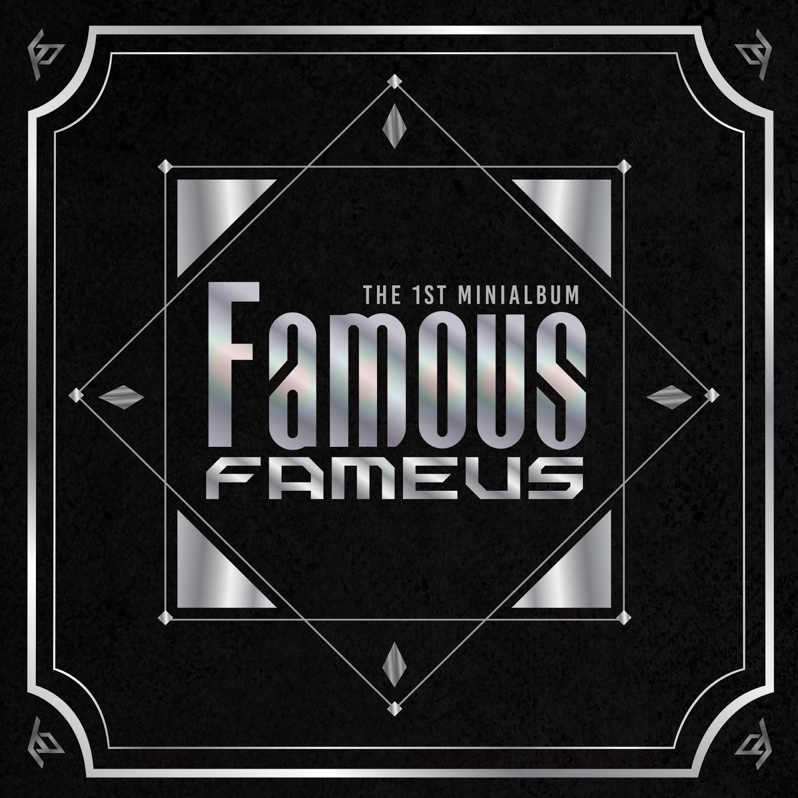 [Mini Album] Famous The 1st Mini Album - Fame Us