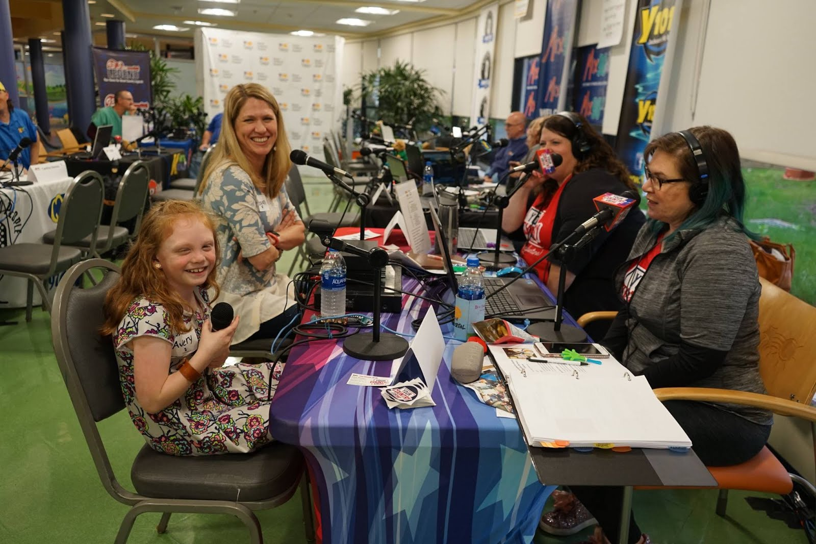 MS MIracles Radiothon 18