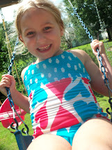 Little Girl Pool Birthday Party