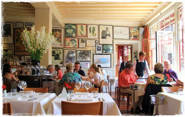 Paperesse la m re poulard restaurant in mont st michel france is it worth the price - Restaurant la mere poulard ...