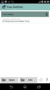 Easy Subtitles v1.8.6 Full Apk Android
