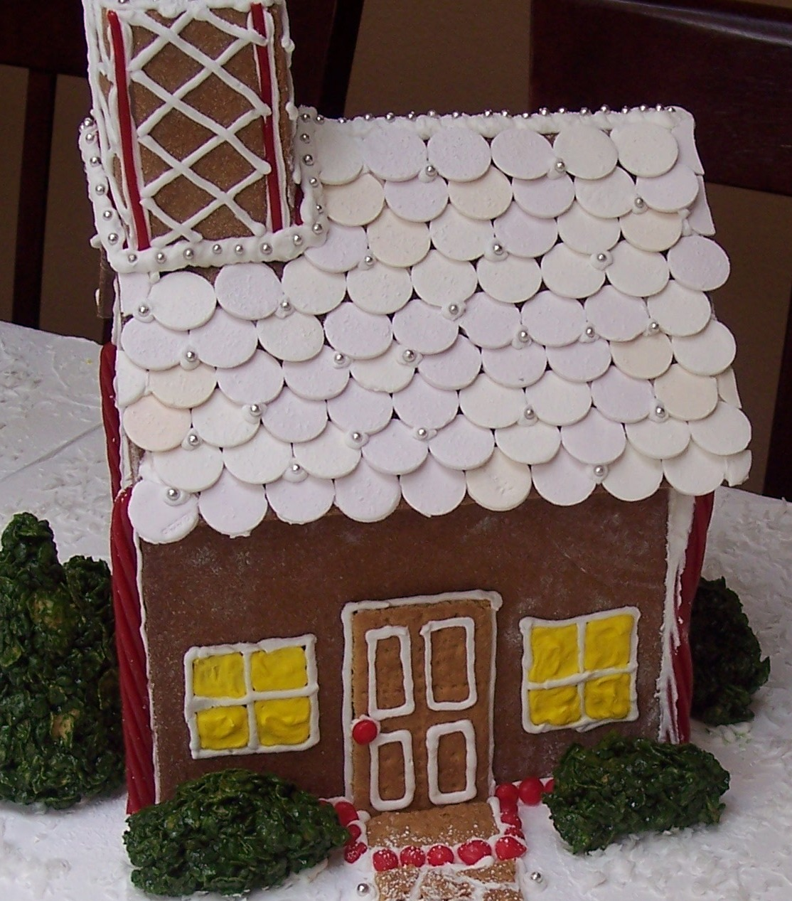 Gingerbread Source - Patterns, Recipes, How-To, Tips & Tricks, and ...