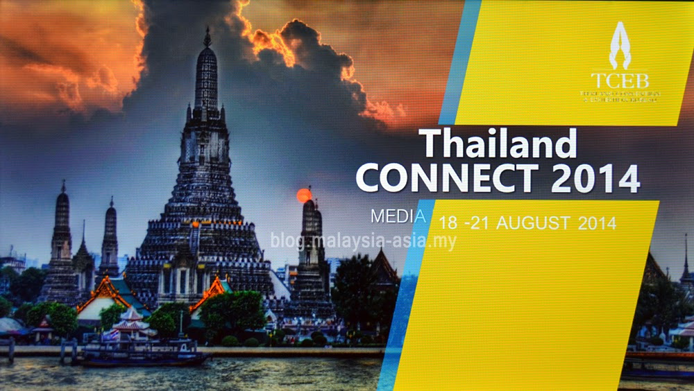 Thailand Connect 2015