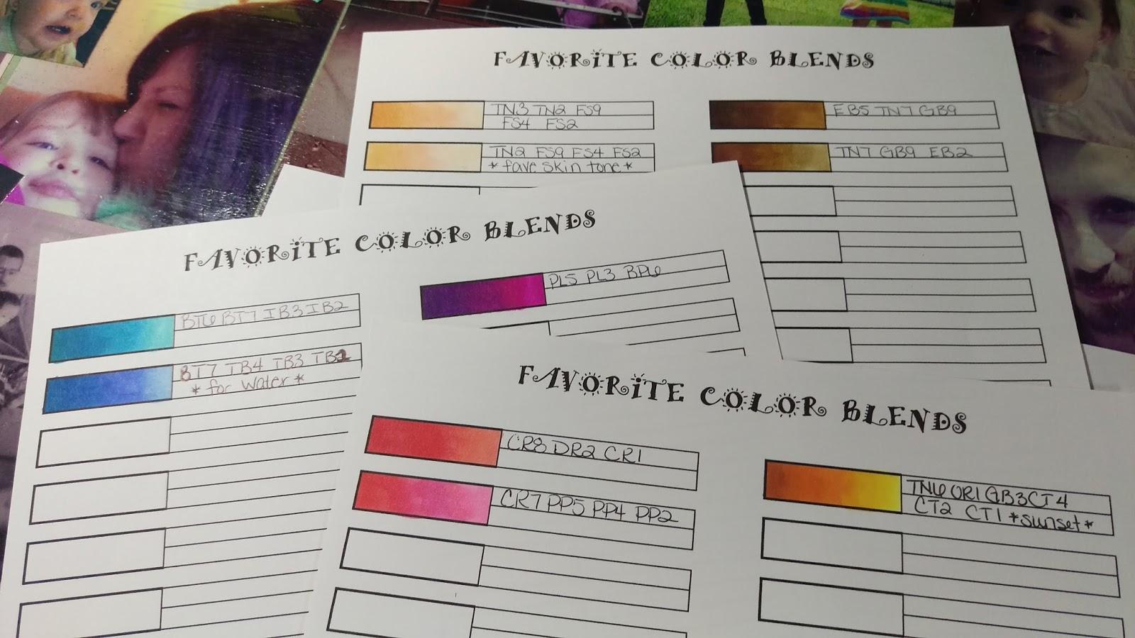 Mari ko creations spectrum noir color blend chart free download get your free color blend chart nvjuhfo Image collections