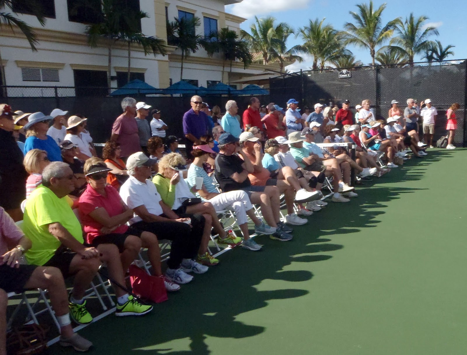 Palm Beach County Tennis Org