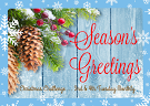 Season's Greetings -starts 2/14/17
