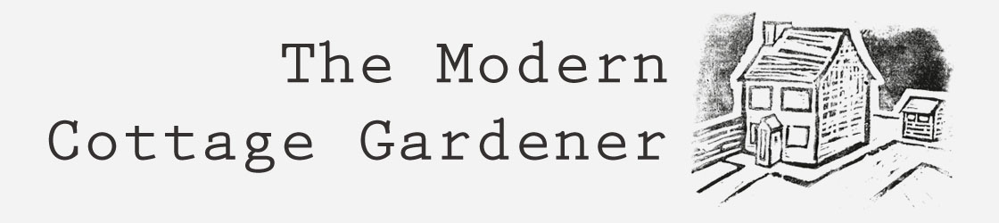 The Modern Cottage Gardener