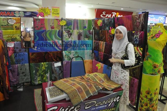 kisah adibah karimah sebelum menceburi bisnes korset premium beautiful ialah mempromosi batik sutera asli di giant kedah