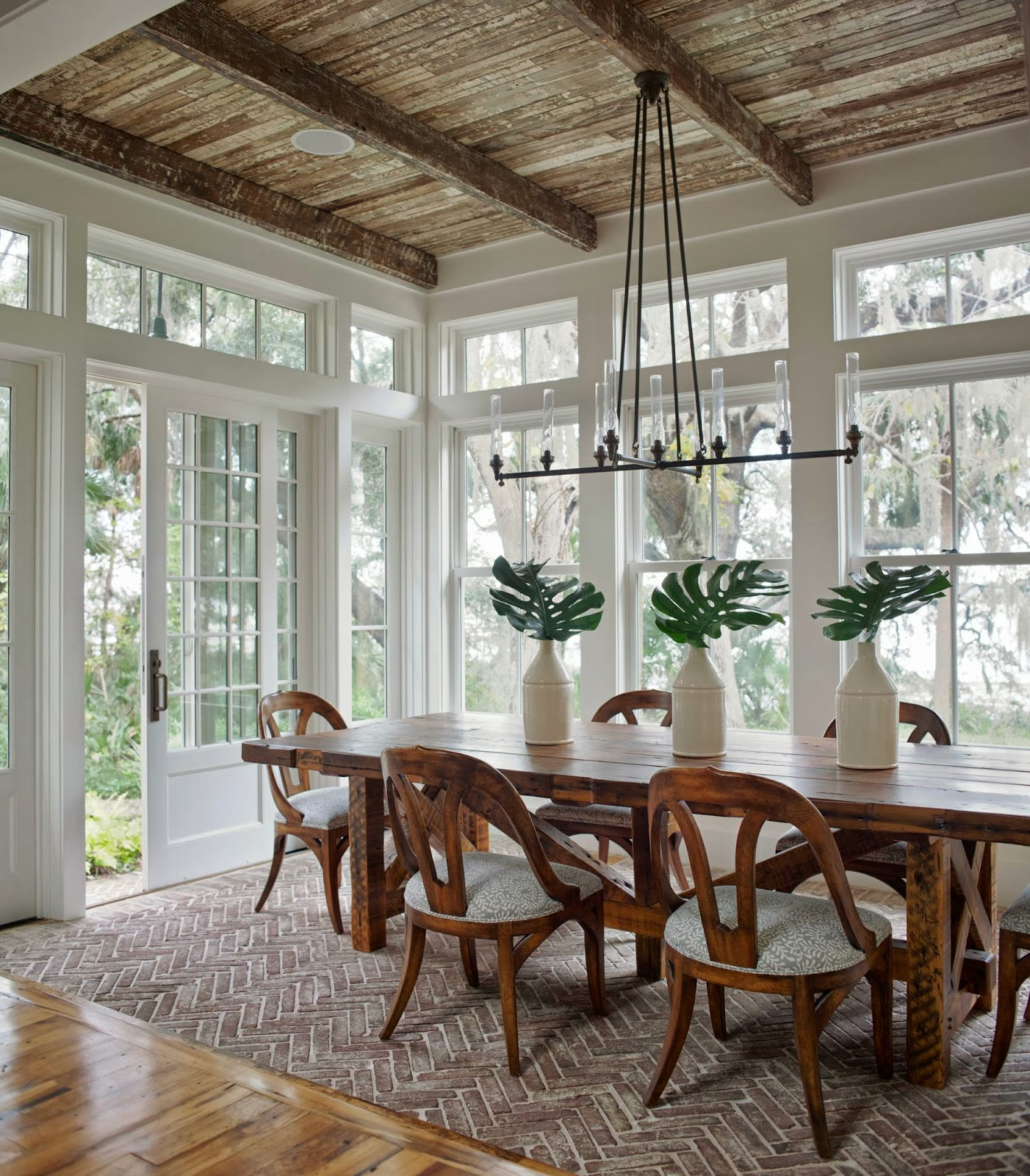 passion d cor des salles manger d couvrir. Black Bedroom Furniture Sets. Home Design Ideas
