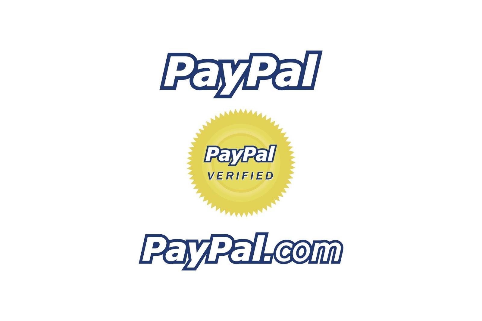 paypal verified logo logoshare
