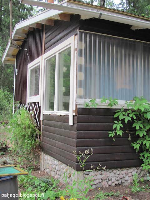 mökkielämää: uudet ikkunat