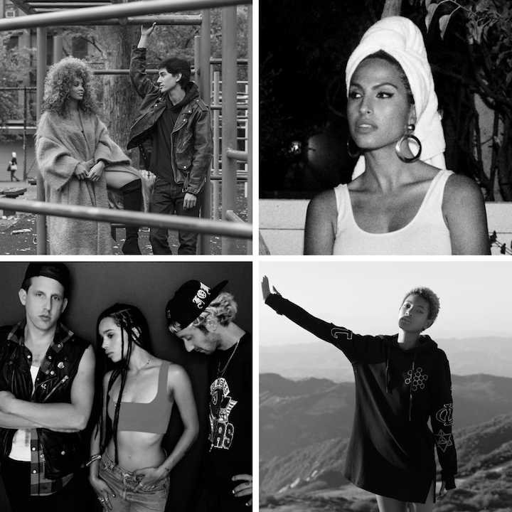 mamas malas playlist: lolawolf, willow smith, snoh, lionbabe, tei shi, banks
