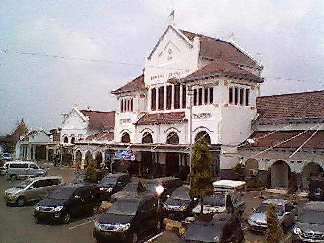 St Kejaksan Cirebon