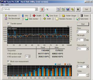 test rendimiento ramdisk windows