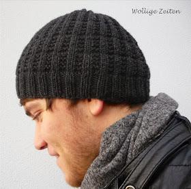 Junge-Männer-Mütze
