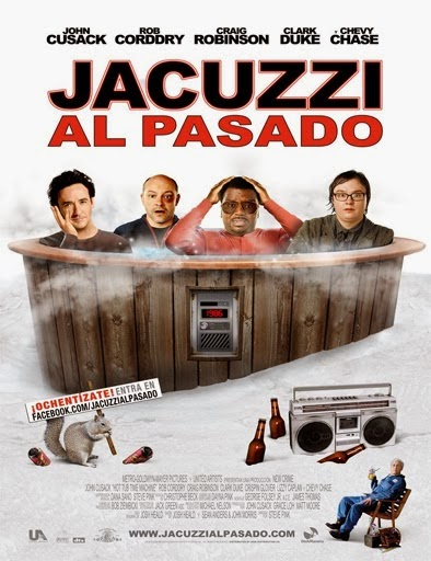 Hot Tub Time Machine (Jacuzzi al pasado) (2010)