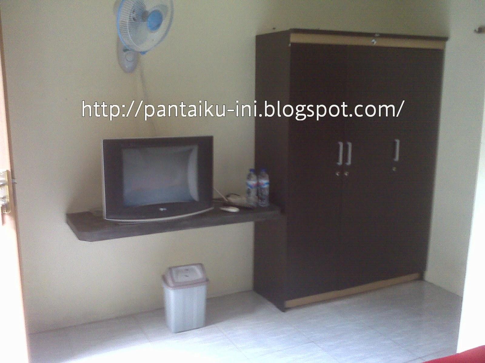 Fasilitas Kamar - http://pantaiku-ini.blogspot.com/2014/10/detail-penginapan-sinar-pagi.html
