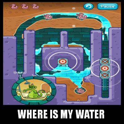 where is my water jogo de estrategia em flash