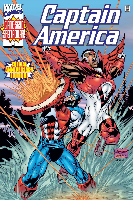 Captain America (1998) Issue #25 #31 - English 1