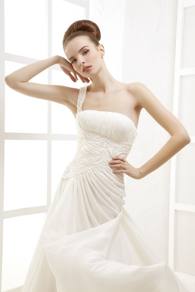 Veronika Jeanvie 2013 Spring Bridal Collection