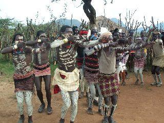 indigenous tribe ritual