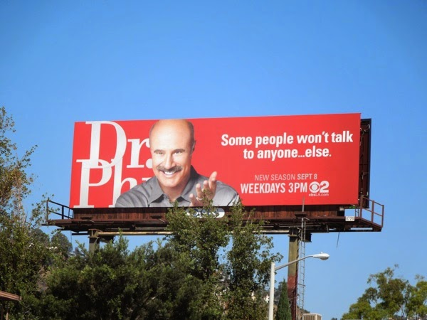 Dr Phil season 13 billboard
