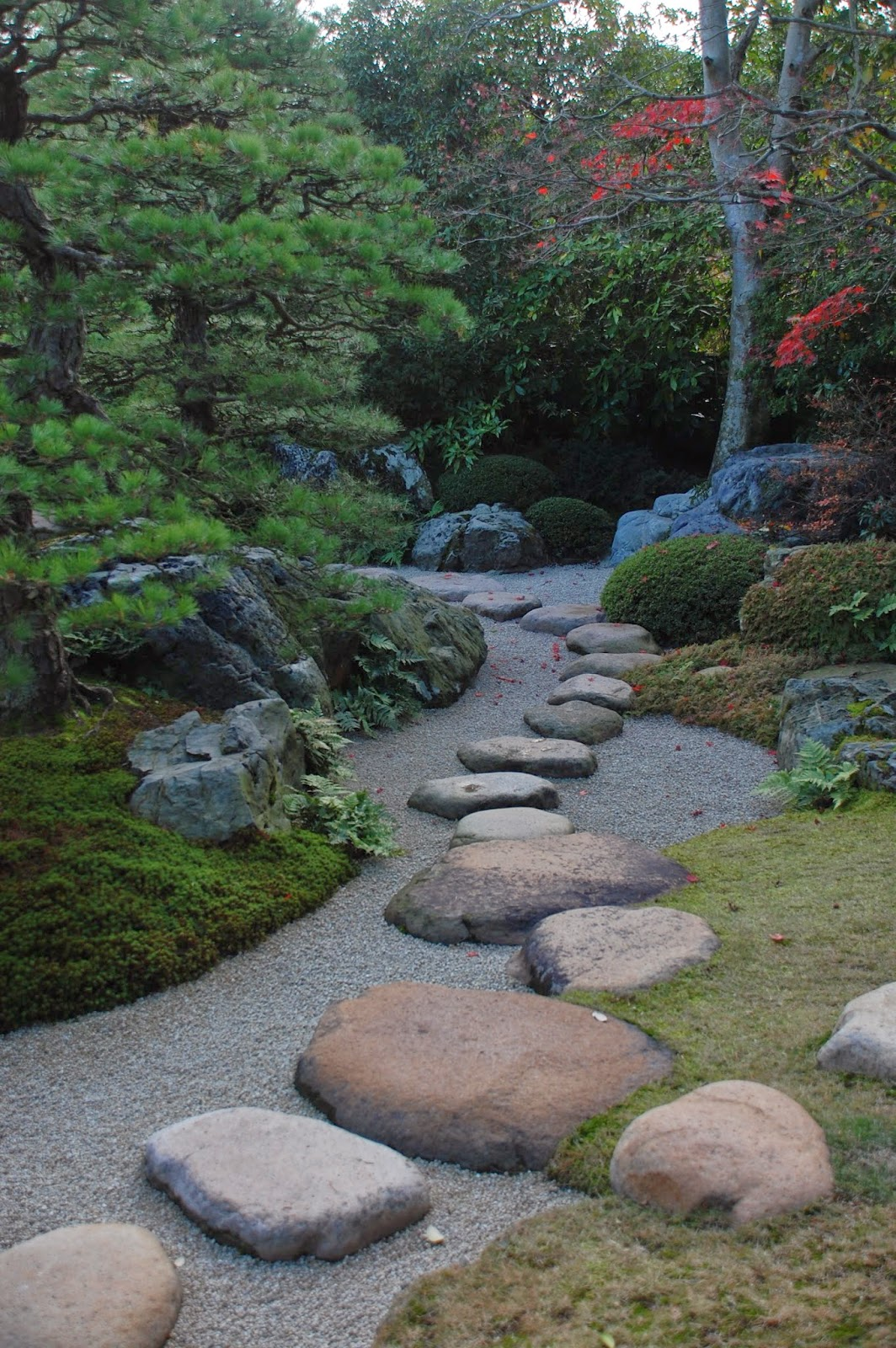 Japanese Garden Stones Robert ketchells blog stepping stones in the japanese garden stepping stones in the japanese garden workwithnaturefo