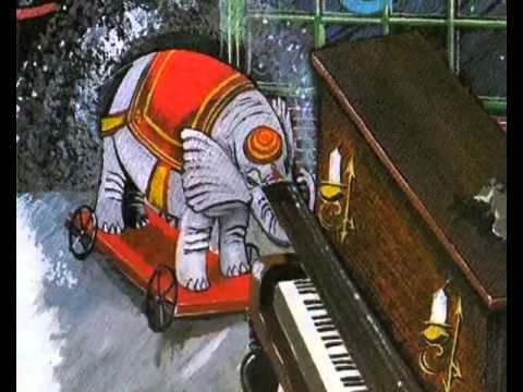 El piano fugitivo