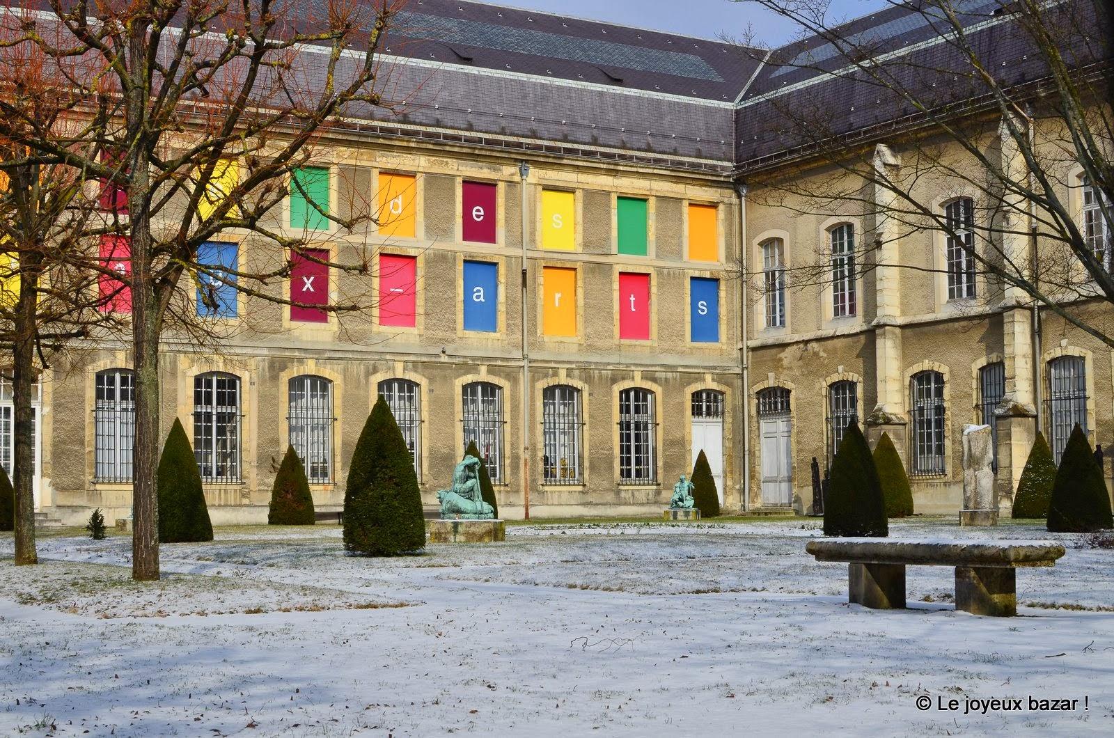Reims - musée des Beaux Arts