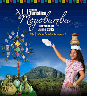 XLI semana turistica de moyobamba
