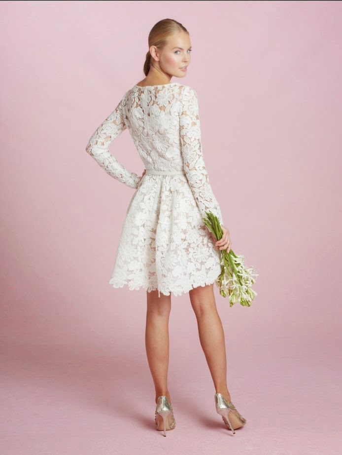 2015 wedding dresses Oscar de la Renta fall