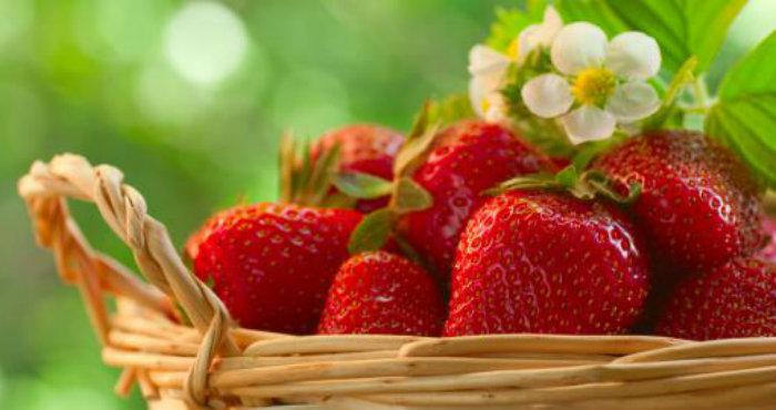 Manfaat Strawberry Untuk Kecantikan Anda