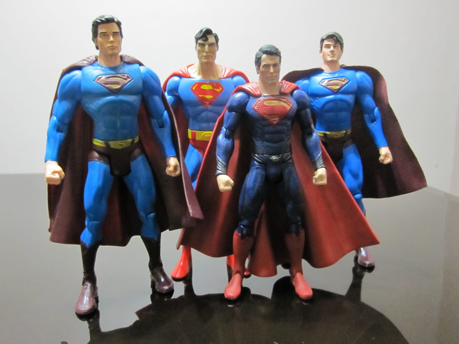 Brandon Routh Christopher Reeve