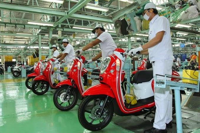 Pilihan Warna New Honda Scoopy eSP ACG ISS