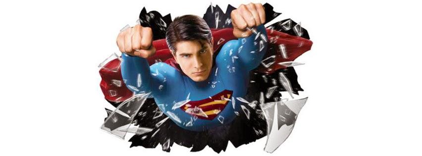 Superman Facebook Profile Timeline Cover