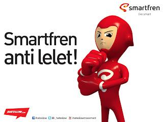 Paket Internet Smartfren Oktober 2012