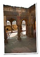 Entrada  Interior Chand Baori