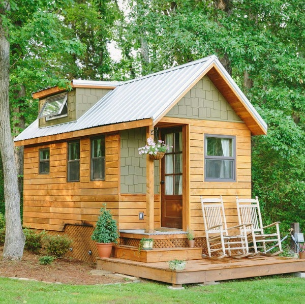 Dreaming of a tiny home cozy little house - Brick houses three beautiful economical projects ...
