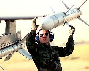 AMRAAM Missile