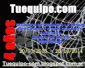 Tuequipo.com
