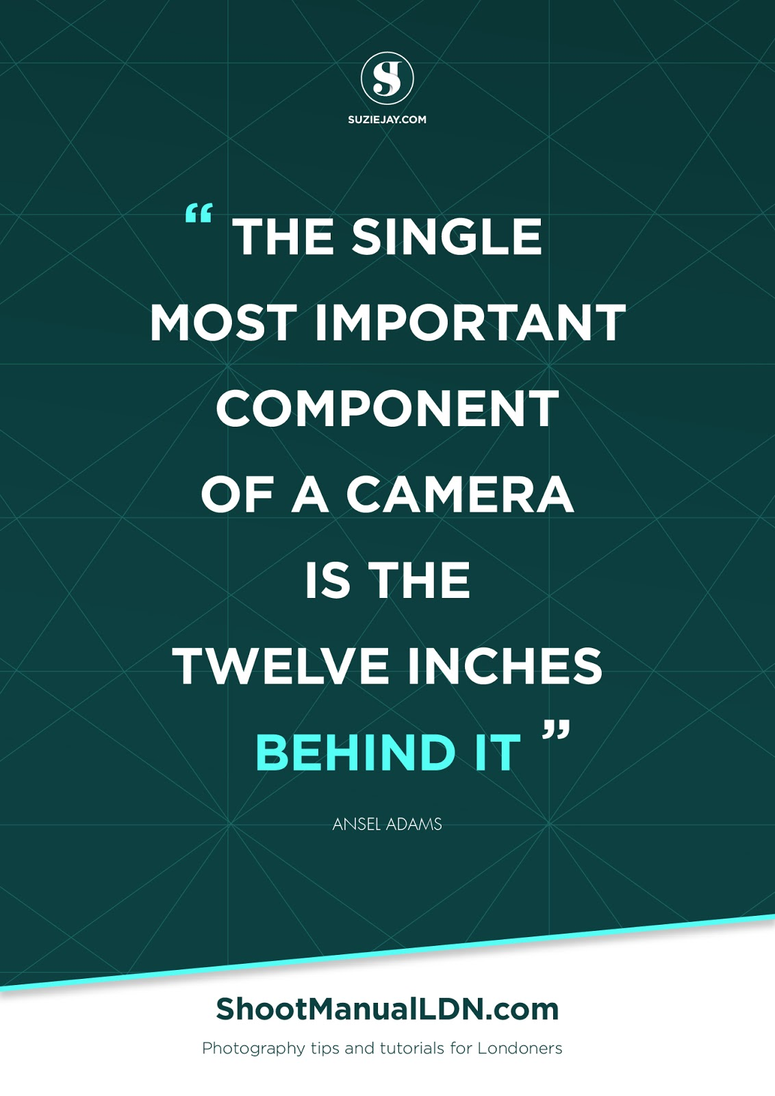 Quotes Photography Shoot Manual Ldn Five Fantastic Photography Quotes To Inspire