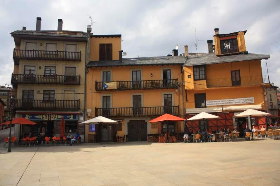 Santa Maria Square in Puigcerda