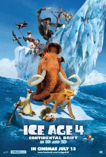 Watch Ice Age: Continental Drift (2012) Movie Online