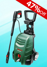 Bosch AQT 37-13 Home and Car Power Washer (2.3HP) at best prices Online, India - Pumpkart.com