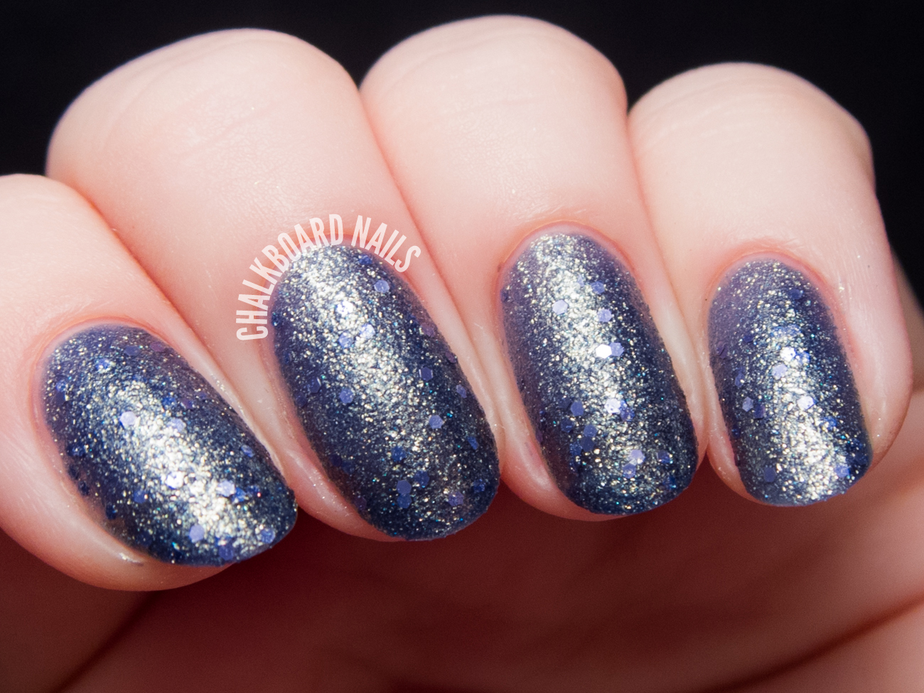 Color Club Under Your Spell via @chalkboardnails