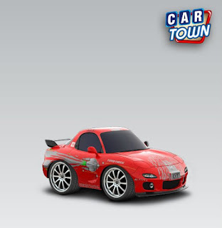 Mazda RX7 1999 The Fast and The Furious