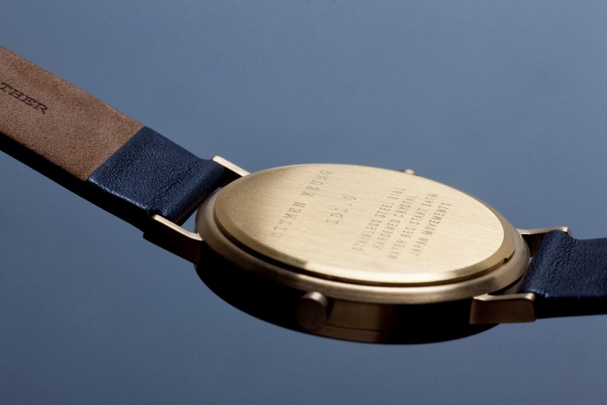 Kitmen Keung's Long Distance Watch (Gold Edition)