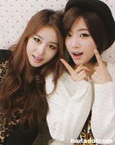 Jiyeon & Eunjung
