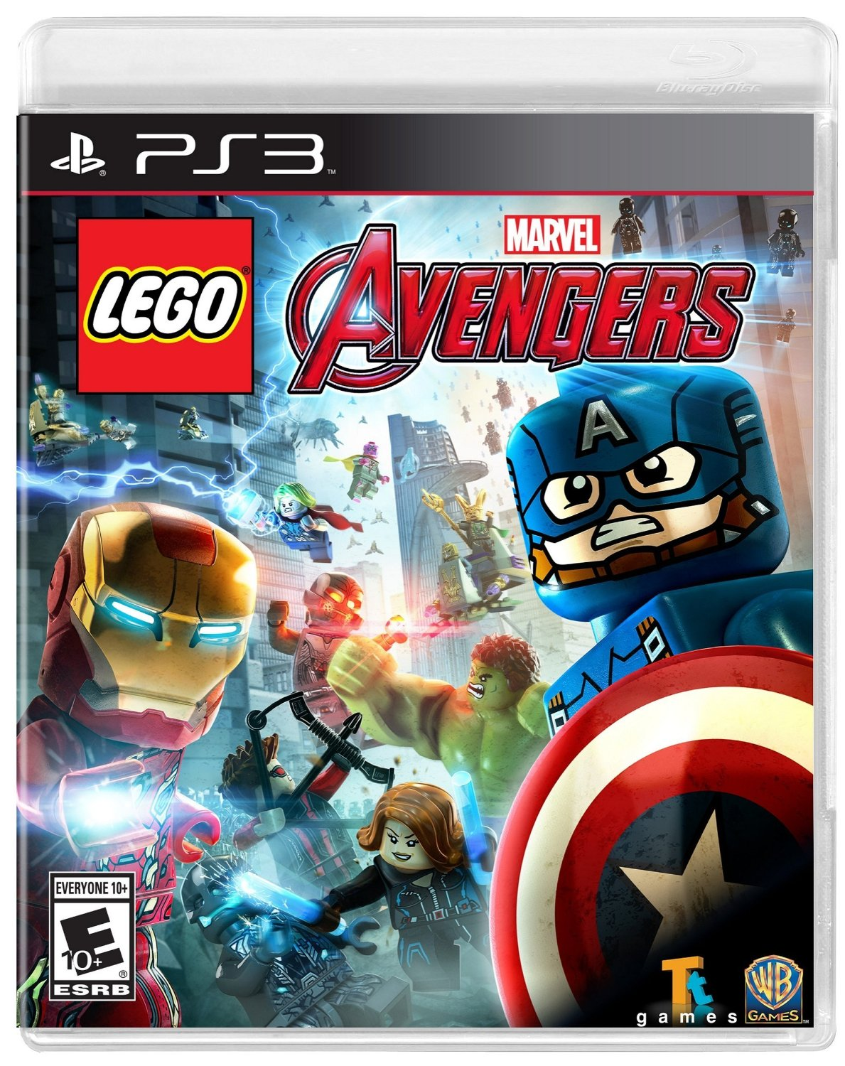 [GAMES] Lego Marvel's Avengers (PS3/EUR)